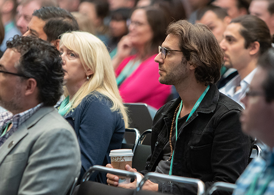 Conference Attendees at 2019 Cannabis Drinks Expo