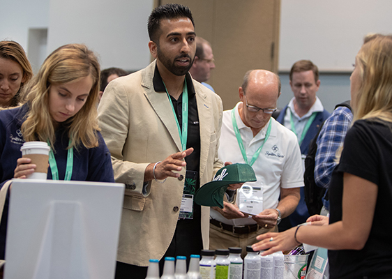 2019 Cannabis Drinks Expo Visitors