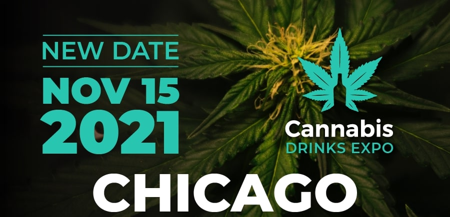 Photo for: Cannabis Drinks Expo Chicago Postponed To November 15, 2021