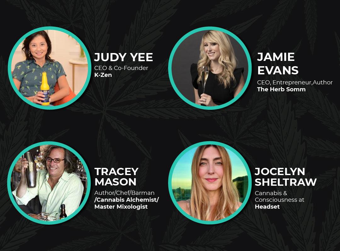 Cannabis Drinks Expo conference speaker