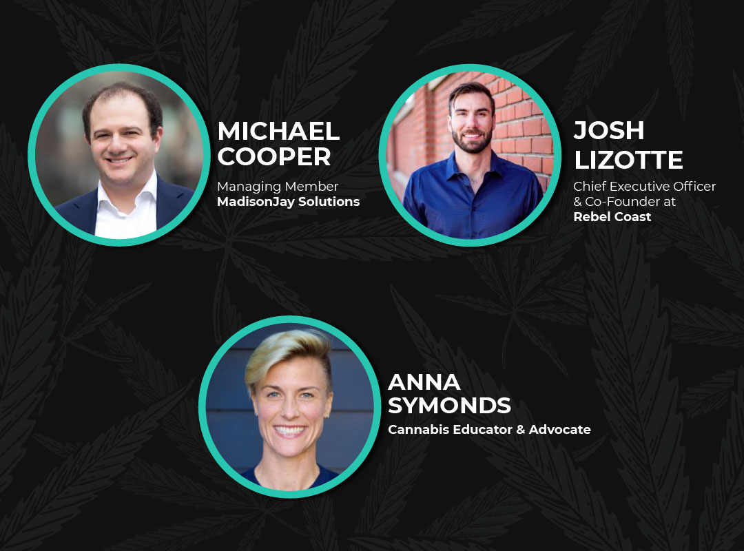 Cannabis Drinks Expo conference speakers