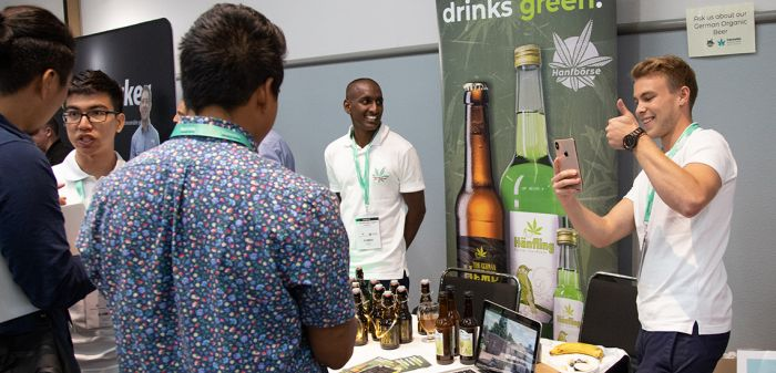 Photo for: Cannabis Drinks Expo Recap