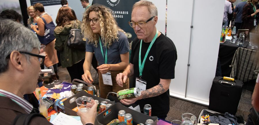 Photo for: Looking ahead to the Action at the 2020 Cannabis Drinks Expo in San Francisco