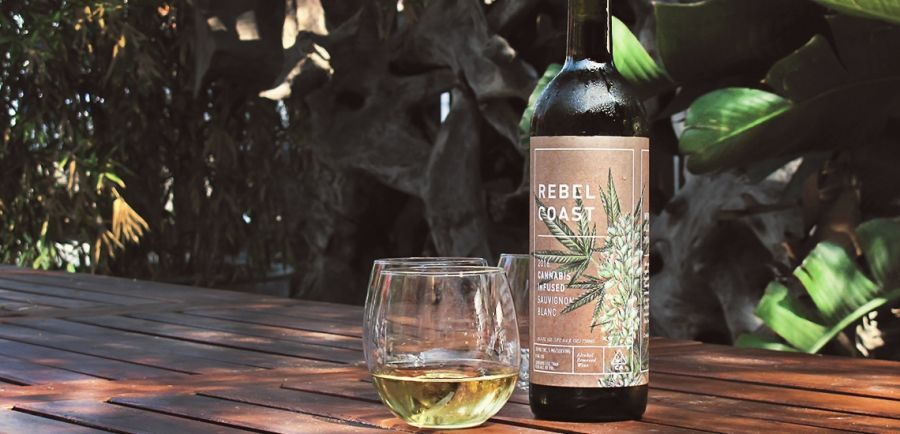 Photo for: Rebel Coast Winery Promises Hangover-Free Booze