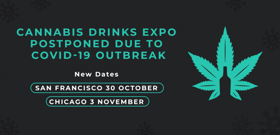 Photo for: Cannabis Drinks Expo Moves To October 30 and November 3, 2020