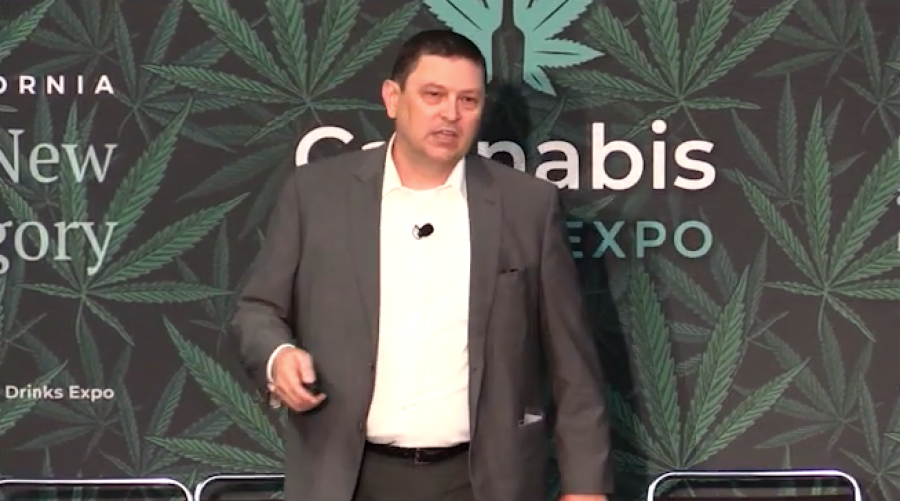 Photo for: Why The Future Of Cannabis Is In Beverages - Terence Donnelly
