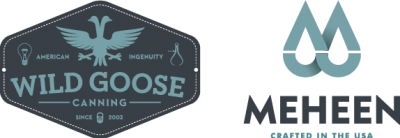Logo for:  Wild Goose Canning – Meheen Manufacturing