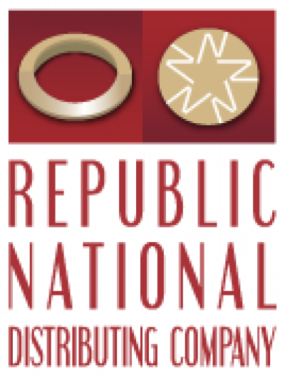 Logo for:  Republic National Distributing Company