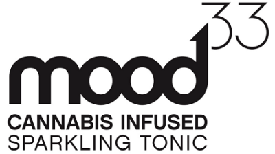 Logo for:  mood33 Cannabis Infused Sparkling Tonics