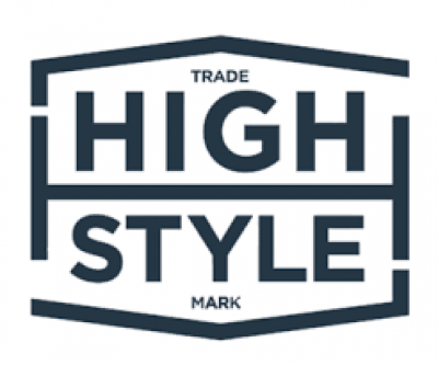 Logo for:  High Style Brewing