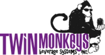 Logo for:  Twin Monkeys Beverages Systems