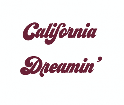 Logo for:  California Dreamin