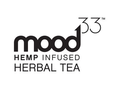 Logo for:  mood33 Hemp Infused Herbal Teas